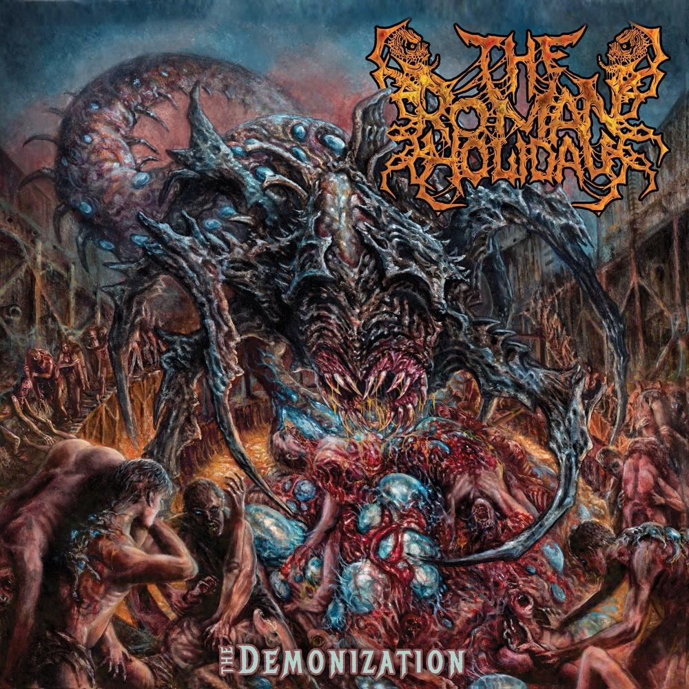 Ahtme - Demonization (CD)