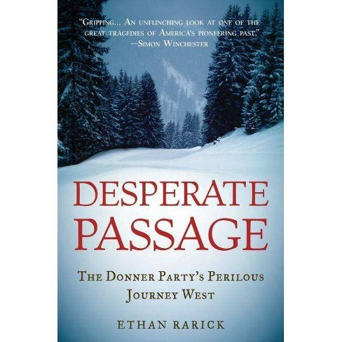 Desperate Passage - by  Ethan Rarick (Paperback) - image 1 of 1