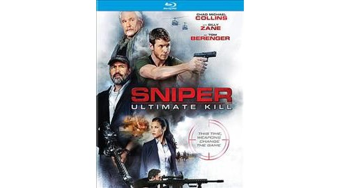 Sniper:Ultimate Kill (Blu-ray) - image 1 of 1