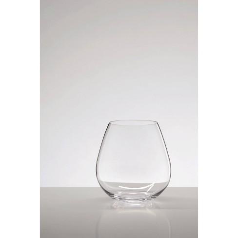 Riedel 22oz 2pk Crystal Vivant Pinot Noir Stemless Wine Glasses - image 1 of 4