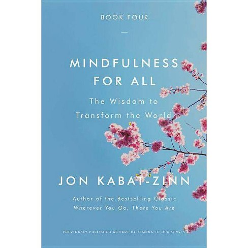 Mindfulness for All - by  Jon Kabat-Zinn (Paperback) - image 1 of 1