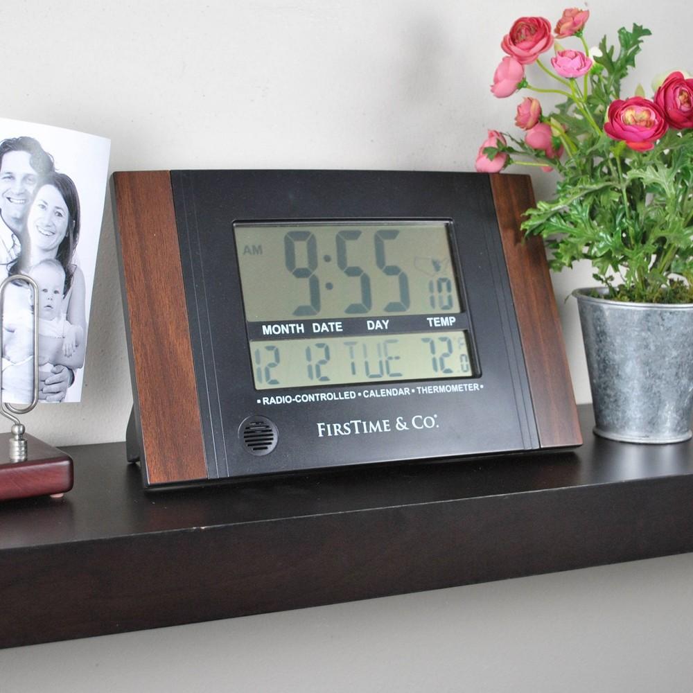 Firstime 38 Co Executive Digital Clock