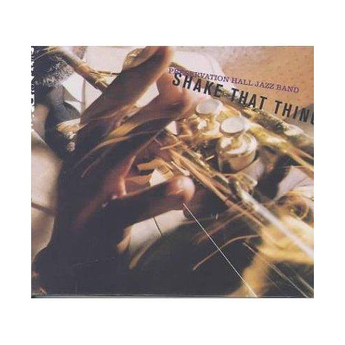 Preservation Hall Jazz Band - Shake That Thing (CD) - image 1 of 1