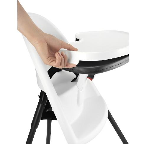 3d5a565a7cf BABYBJRN - High Chair - White   Target