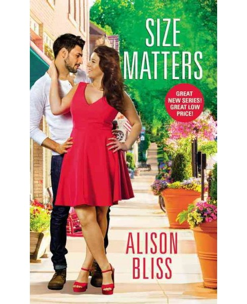 Size Matters (Paperback) (Alison Bliss) - image 1 of 1
