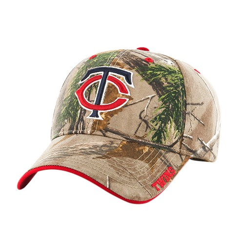 7aced19ea39 MLB Minnesota Twins Fan Favorite Realtree Hat   Target