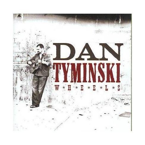 Dan Tyminski - Wheels (CD) - image 1 of 1