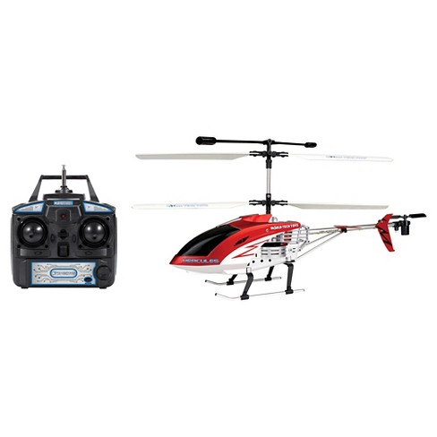 Hercules Unbreakable 3.5CH RC Helicopter - image 1 of 4