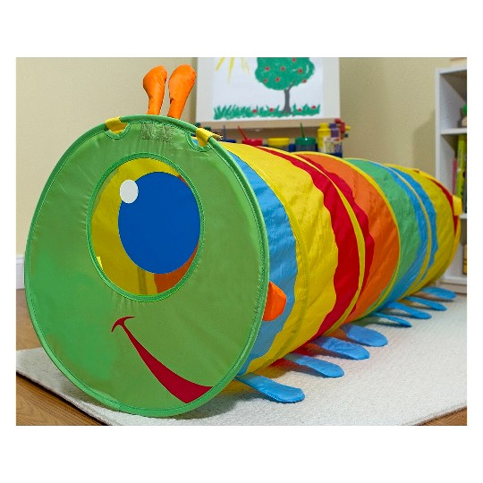 Melissa & Doug Sunny Patch Happy Giddy Crawl-Through Tunnel image number null