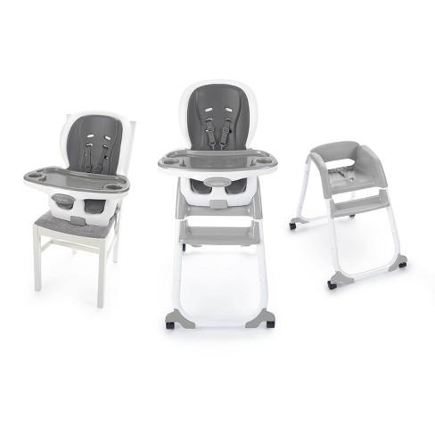 Ingenuity SmartClean Trio Elite 3-in-1 High Chair - Slate - image 1 of 4