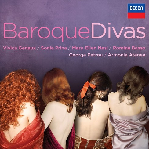 Various - Baroque divas (CD) - image 1 of 1