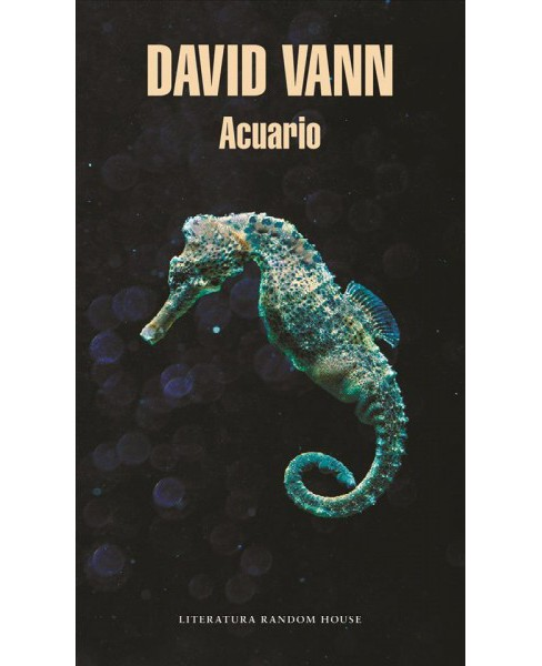 Acuario / Aquarium (Paperback) (David Vann) - image 1 of 1