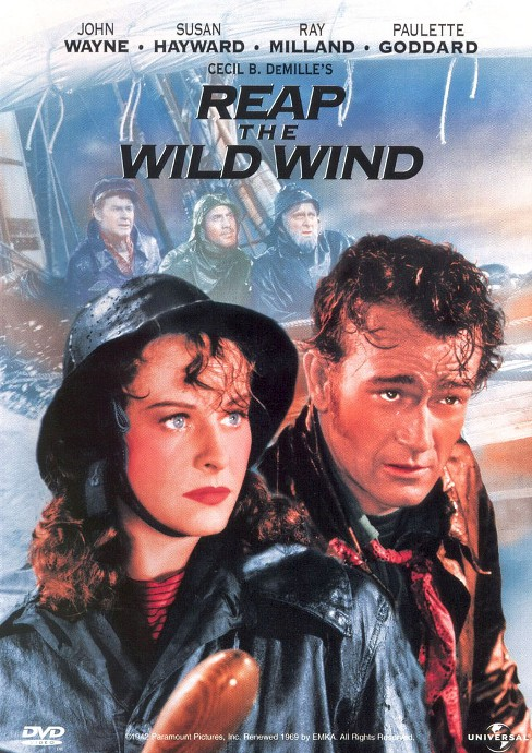 Reap the wild wind (DVD) - image 1 of 1