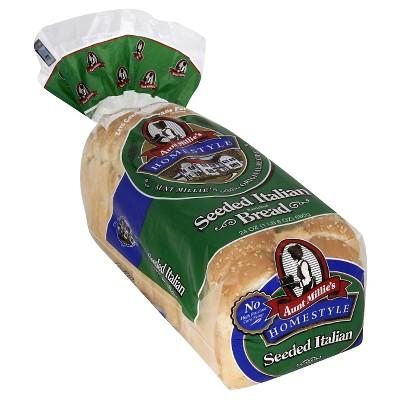 Aunt Millie's Homestyle Italian Bread - 24oz