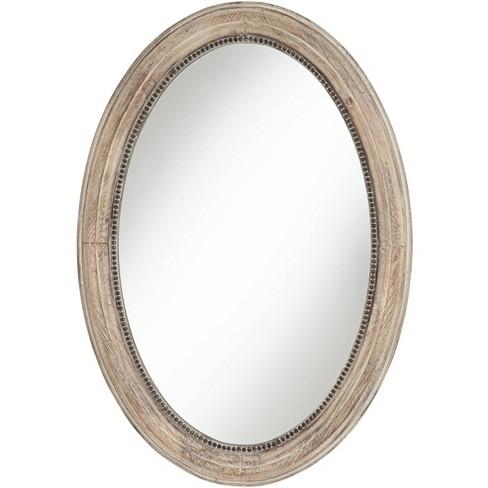 X 34 Oval Wall Mirror, Full Length Oval Wall Mirror