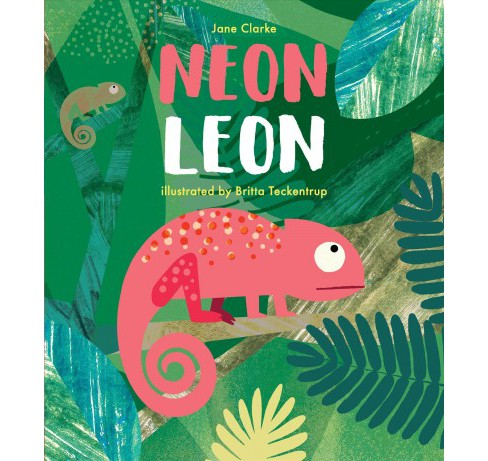 Neon Leon -  by Jane Clarke (School And Library) - image 1 of 1