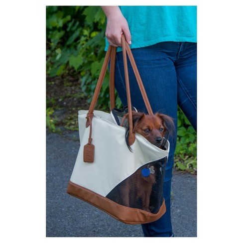 Pet Gear R Tote Bag Carrier For Dog Sand
