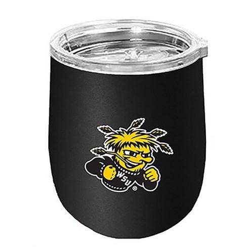 NCAA Wichita State Shockers Matte Stainless Steel Wine Tumbler - image 1 of 1