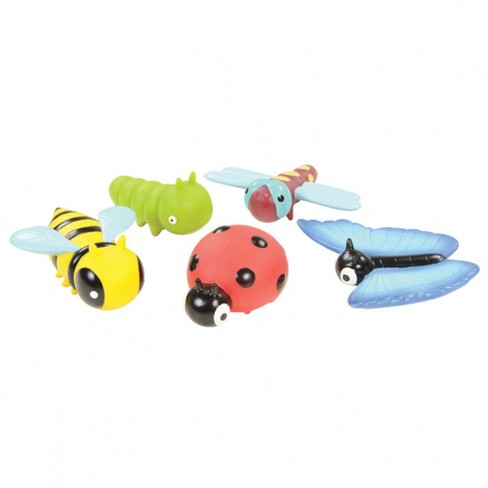 Kaplan Early Learning Company Toddler & Preschool Garden Insects  - Set of 5 - image 1 of 6