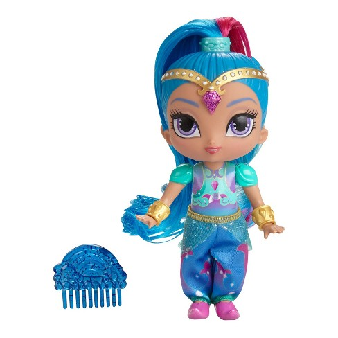 Fisher-Price Shimmer and Shine Rainbow Zahramay Shine Doll - image 1 of 5