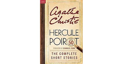 Hercule Poirot : The Complete Short Stories (Paperback) (Agatha Christie) - image 1 of 1