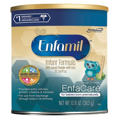 Enfamil 6pk EnfaCare Infant Formula Powder - 12.8oz