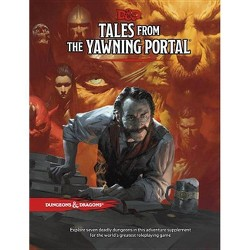 Tales from the Yawning Portal - (Dungeons & Dragons) (Hardcover)