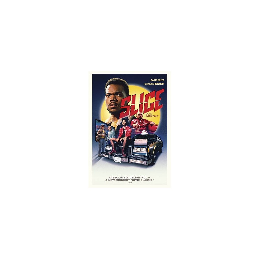 Slice (Dvd), Movies