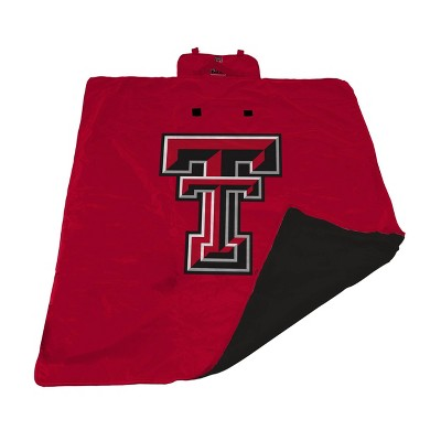 NCAA Texas Tech Red Raiders All Weather Outdoor Throw Blanket - XL