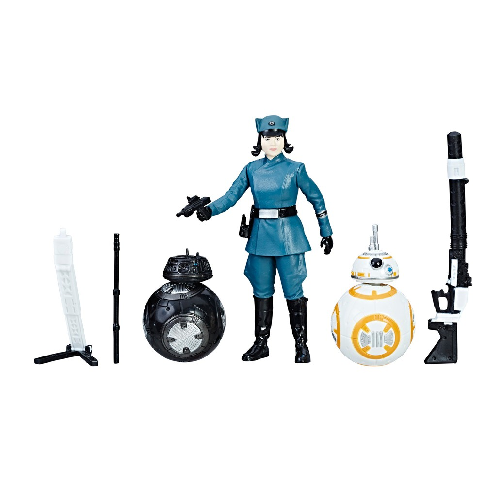 Star Wars Force Link Rose (First Order Disguise), BB-8, BB-9E Pack