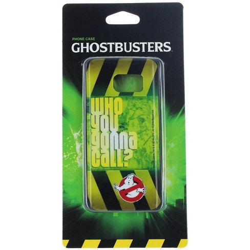 """Nerd Block Ghostbusters """"Who You Gonna Call"""" Samsung  Galaxy S7 Case - image 1 of 2"""