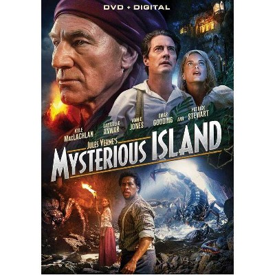 Mysterious Island (DVD)(2018)