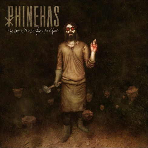 Phinehas - Last word is yours to speak (CD) - image 1 of 1