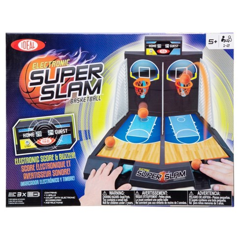 Ideal Electronic Super Slam Basketball Game - image 1 of 5