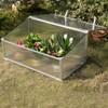 Mini Greenhouse Flower Box, Plant Protector Garden Pot - image 2 of 4