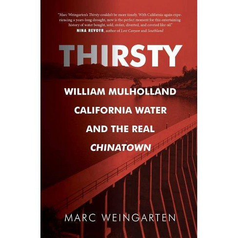Thirsty - by  Marc Weingarten (Paperback) - image 1 of 1