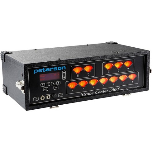 Peterson Strobe Center 5000-II Tuner - image 1 of 4
