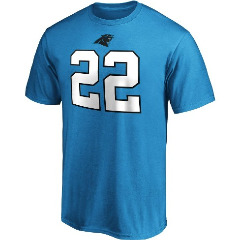 huge discount fc006 329c7 NFL Carolina Panthers Men's Christian McCaffrey T-Shirt