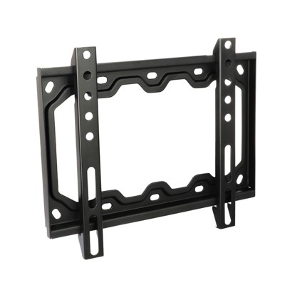 MegaMounts Super Slim Fixed TV Wall Mount for 17in to 42in Screens