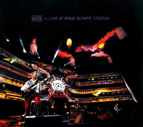 Muse - Muse:Live at rome olympic stadium (CD) - image 1 of 1