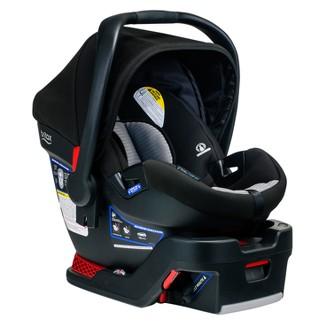 Britax B-Safe 35 Dual Comfort Infant Car Seat - Black/Gray
