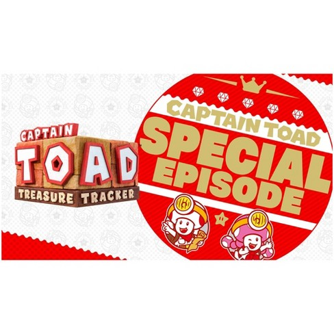 Captain Toad: Treasure Tracker Special Episode - Nintendo Switch (Digital) - image 1 of 4