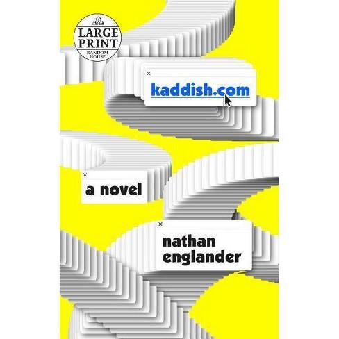 Kaddish.com - by  Nathan Englander (Paperback) - image 1 of 1