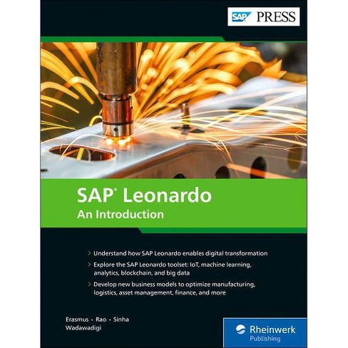 SAP Leonardo - by  Pierre Erasmus & Vivek Vinayak Rao & Amit Sinha & Ganesh Wadawadigi (Hardcover) - image 1 of 1