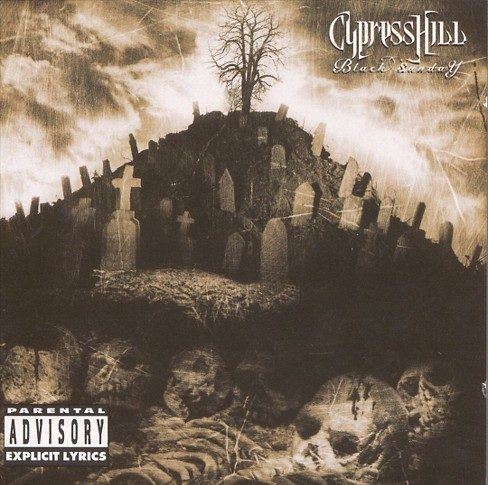Cypress Hill - Black Sunday [Explicit Lyrics] (CD) - image 1 of 1