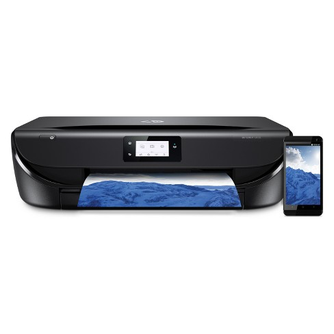 HP ENVY 5055 Touchscreen Wireless Printer, Scan, Copy from Mobile/Social or Bluetooth (M2U85A_B1H) - image 1 of 4
