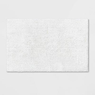 Soft Solid Bath Mat White - Opalhouse™