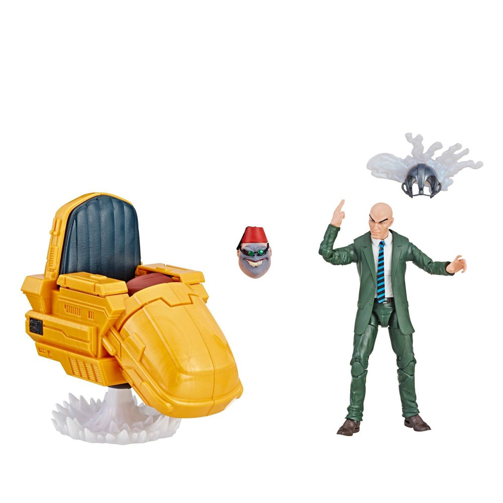 Marvel Legends Series 6 Professor X with Hover Chair