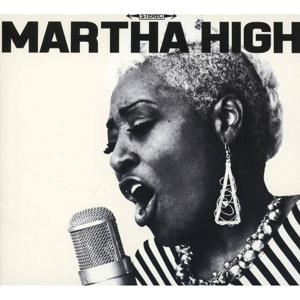 High martha - Singing for the good times (CD)