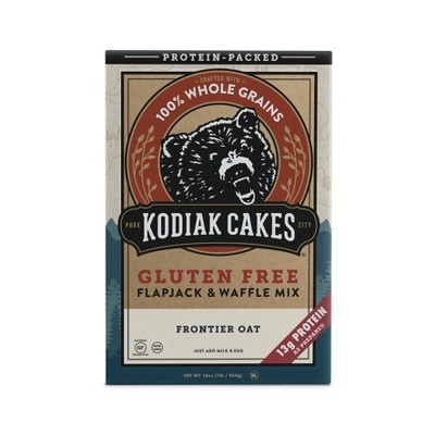Kodiak Cakes Gluten Free Flapjack & Waffle Mix - 16oz
